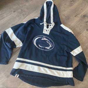 Penn State Hockey Style Hoodie Size XXL